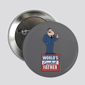 """American Dad World's Greatest Father 2.25"""" Button"""