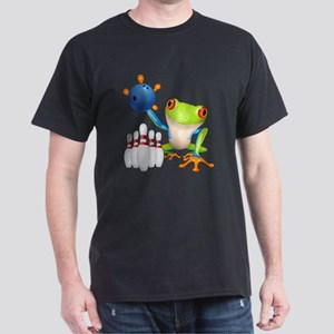 Tree Bowling Frog T-Shirt