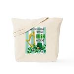IRISH ACCENT Tote Bag