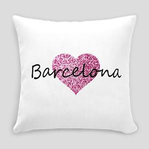 Barcelona Everyday Pillow
