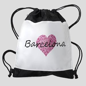 Barcelona Drawstring Bag