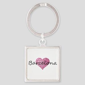 Barcelona Keychains