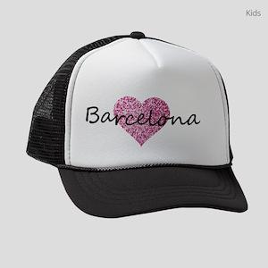 Barcelona Kids Trucker hat