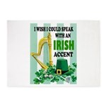 IRISH ACCENT 5'x7'Area Rug