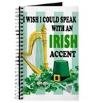 IRISH ACCENT Journal