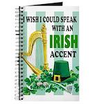 IRISH ACCENT Journal