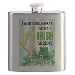 IRISH ACCENT Flask