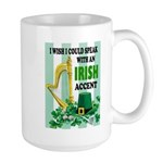 IRISH ACCENT Mugs