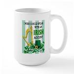 IRISH ACCENT Mugs