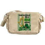 IRISH ACCENT Messenger Bag