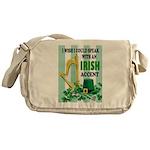 IRISH ACCENT Messenger Bag