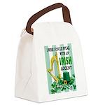 IRISH ACCENT Canvas Lunch Bag