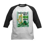 IRISH ACCENT Baseball Jersey