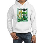 IRISH ACCENT Sweatshirt