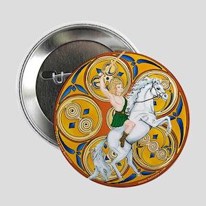 Celtic Warrior Button