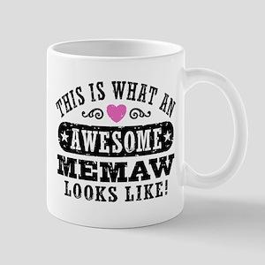 Funny MeMaw Mug