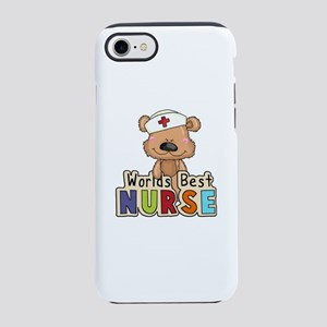 The World's Best Nurse iPhone 8/7 Tough Case
