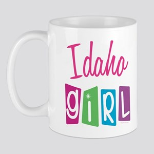 IDAHO GIRL! Mug
