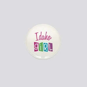 IDAHO GIRL! Mini Button (10 pack)