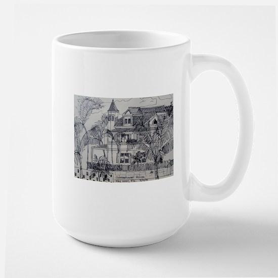 Southernmost House - Key West, Fla. Mugs