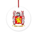 Scrymigar Round Ornament