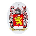 Scrymgeour Oval Ornament