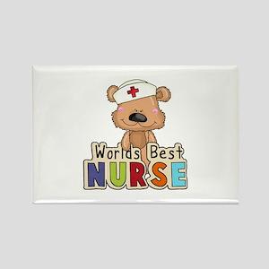 The World's Best Nurse Magnets