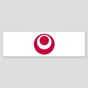 Flag of Okinawa Prefecture Bumper Sticker