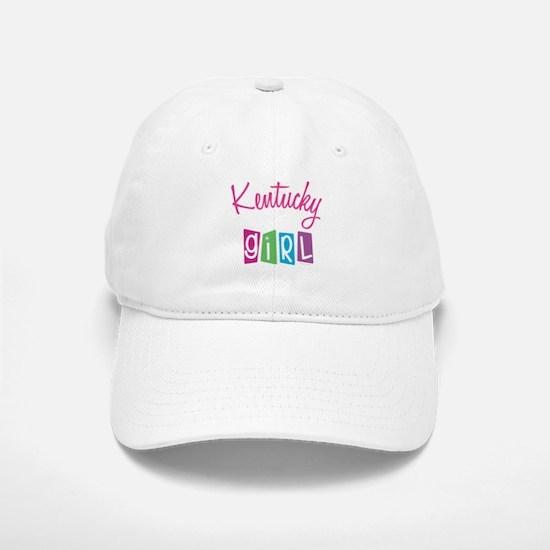 KENTUCKY GIRL! Baseball Baseball Cap