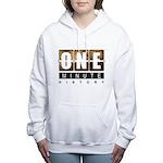 map logo Women's Hooded Sweatshirt