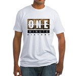 map logo Fitted T-Shirt