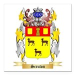 Scruton Square Car Magnet 3