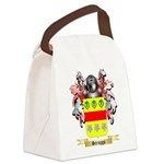 Scruggs Canvas Lunch Bag
