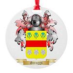 Scroggs Round Ornament