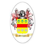 Scroggs Sticker (Oval 50 pk)