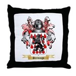 Scrivings Throw Pillow