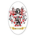 Scrivenor Sticker (Oval 10 pk)