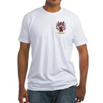 Scrivener Fitted T-Shirt