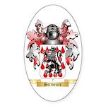 Scrivener Sticker (Oval)