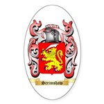 Scrimshaw Sticker (Oval 50 pk)