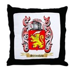 Scrimshaw Throw Pillow