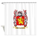 Scrimgeoure Shower Curtain