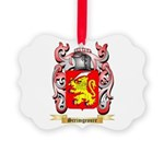 Scrimgeoure Picture Ornament