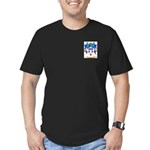 Scoville Men's Fitted T-Shirt (dark)