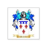 Scoville Square Sticker 3