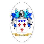 Scoville Sticker (Oval 50 pk)