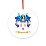 Scoville Round Ornament
