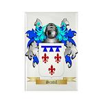 Scovil Rectangle Magnet (100 pack)