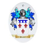 Scovil Oval Ornament