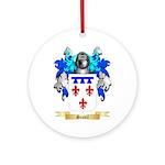 Scovil Round Ornament